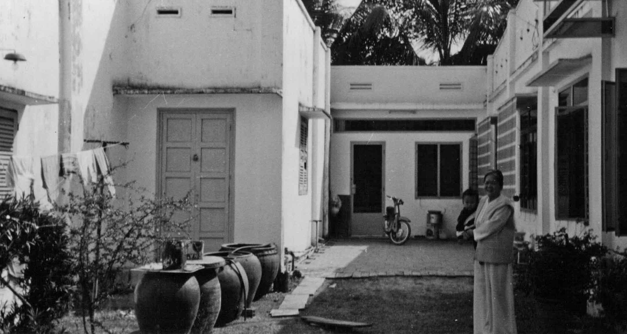 Biên-Hòa, ville du Vietnam, où Hien-Van Nguyen, mon grand-père paternel, a bâti son réseau social d'aide aux soins