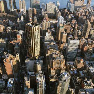 Différentes vues à 360° du 86è étage (c)