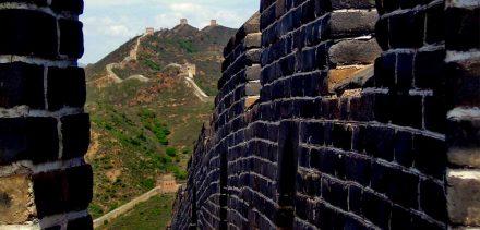 La grande muraille de Chine, 2 millénaires de construction