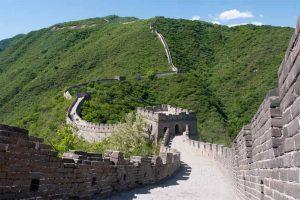 Ses remparts, héritage de la deuxième partie de sa construction, 221 avant J-C (Flickr, Christian Croft)