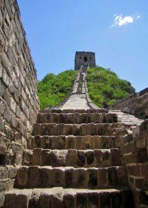 La brique, matériau naturel de l'ensemble de la fortification